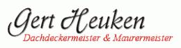 Gert Heuken - Dachdeckermeister & Maurermeister